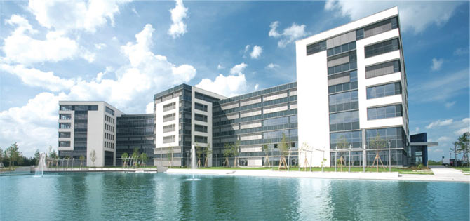 Business Campus Garching